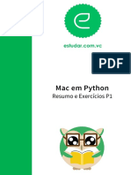 Python Resumo