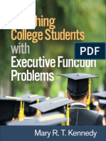 Coaching College Students With Executive Function Problems (2017, The Guilford Press)