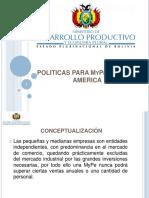 Presentacion Mypes Sud America