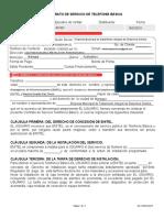 Contrato Linea Basica