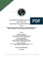 Competitividad en Micro, Pequeñas Y Medianas Empresas Del Sector Comercio – Bogotá. Análisis de Percepciones