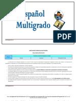 1 adecuación curricular de español