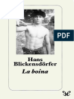 Blickensdorfer, Hans - La Boina [43970] (r1.0)