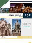 Analisis y Propuesta Centro Historico