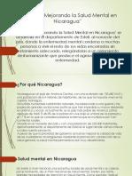 Programa Mejorando La Salud Mental en Nicaragua