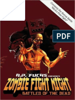 A P Fuchs - Zombie Fight Night- Battles of the Dead (Epub)