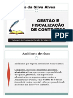 28ª Palestra Leo Da Silva Alves - CONTRATO