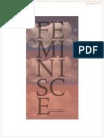 Feminisce Pilot Issue - Spring 2018