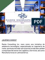 Racks Consulting INC