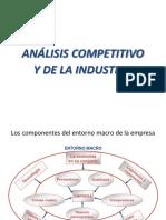 Clase 9 - Analisis Competitivo y de La Industria