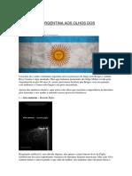 A Ditadura Argentina Aos Olhos Dos Escritores