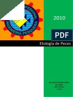 Etología de Peces Nuevo