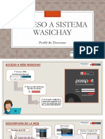 Manual Sistema Wasichay Docente Completo