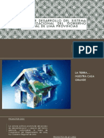 Plan de Desarrollo Del Sistema Organizacional