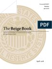Beige Book summaries for all Federal Reserve districts