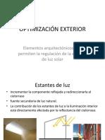 Optimización Exterior