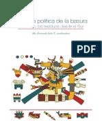 Libro Ecologia Politica de La Basura 2017
