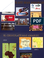 Chocolate Mas Amargo Internacional