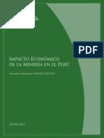 Economбa SNMPE Impacto Econвmico de La Minerбa en El Perг_unlocked