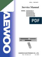 DV6T811N-823N Service Manual