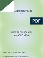 Walter Benjamin. Una pequeña introducción