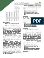2016 Simulado Ana 3ºano