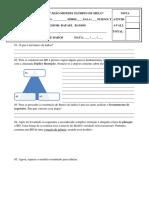 Banco de Dados - 2ºano