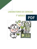 Planificacion Laboratorio de Ciencias