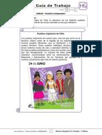MATERIAL PUEBLOS ORIGINARIOS 2°