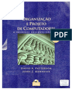 Organizacao e Projeto de Computadores - A Interface Hardware Software