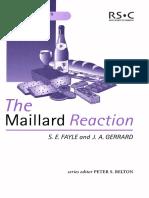 The Maillard Reaction (2002)