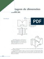 [Desenho Técnico] - 21 - Cotagem de Dimensões Básicas