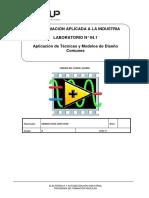 Lab 4.1 Casos de Aplicación de Técnicas y Modelos de Diseño Comunes