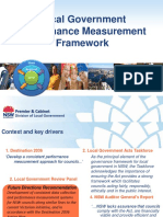 Performance Measurement Framework Presentation