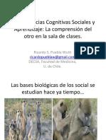 Neurociencias Cognitivas Sociales y Aprendizaje