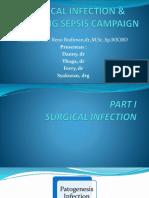 SURVIVING SEPSIS CAMPAIGN Dan Infeksi Bedah
