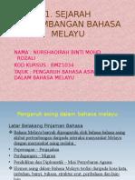 Bmz-unsur Bhs Asing