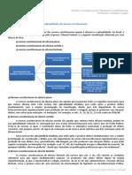 Focus-Concursos-DIREITO CONSTITUCIONAL __ Aplicabilidade Das Normas Constitucionais
