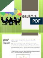 GRUPO 3_Instructivo y Cronograma