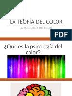 Psicologia Del Color 2018
