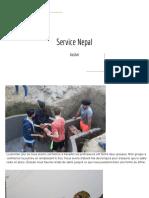 service nepal  1