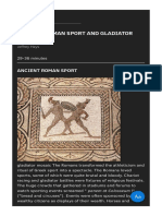ANCIENT ROMAN SPORT AND GLADIATOR CONTESTS.pdf