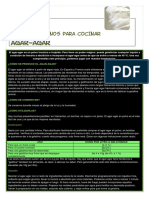 Algas Agar-Agar PDF PDF