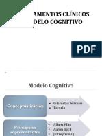 Modelo Cognitivo