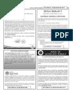 Edictos Diario Centroamerica