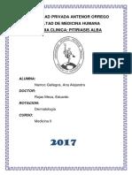 Pitiriasis Alba Terminado