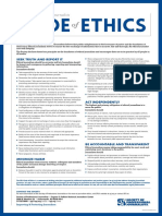 Spj Code of Ethics Poster