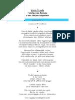 [eBook - ITA] Pablo Neruda - Venti Poesie d'Amore e 100 Sonetti d'Amore