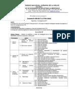 Acuerdo Nº 050 Programas y Lineas de Investigacion.