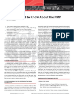 Pmp Tips and Resources